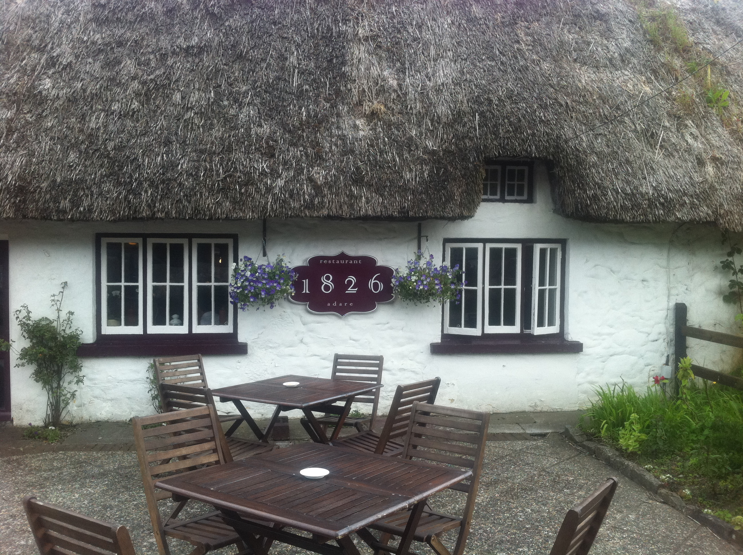 Adare The Little Jewel In The Lady Of Limerick S Crown