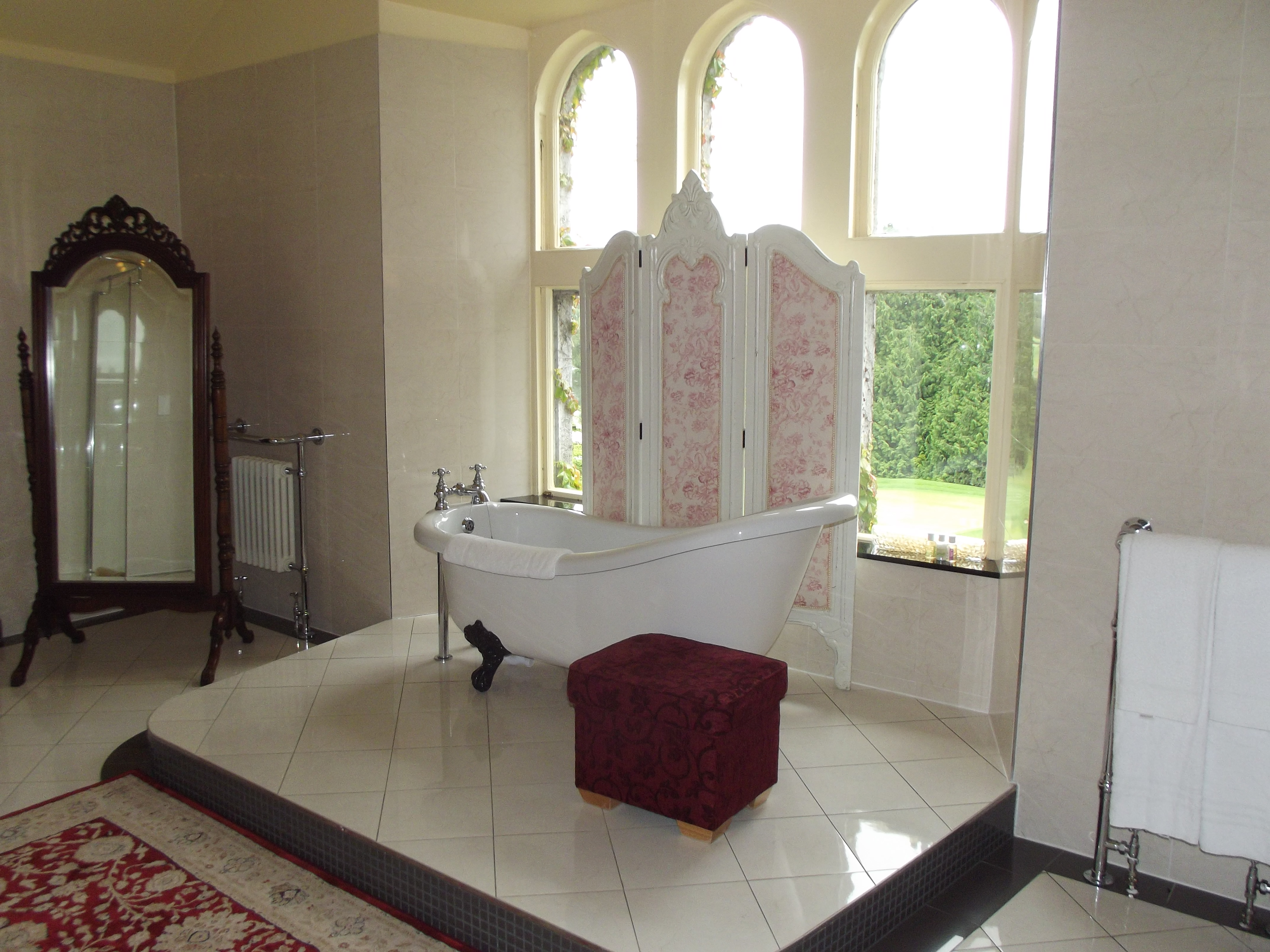 Adare the little jewel in the lady of limerick s crown for Garden rooms limerick