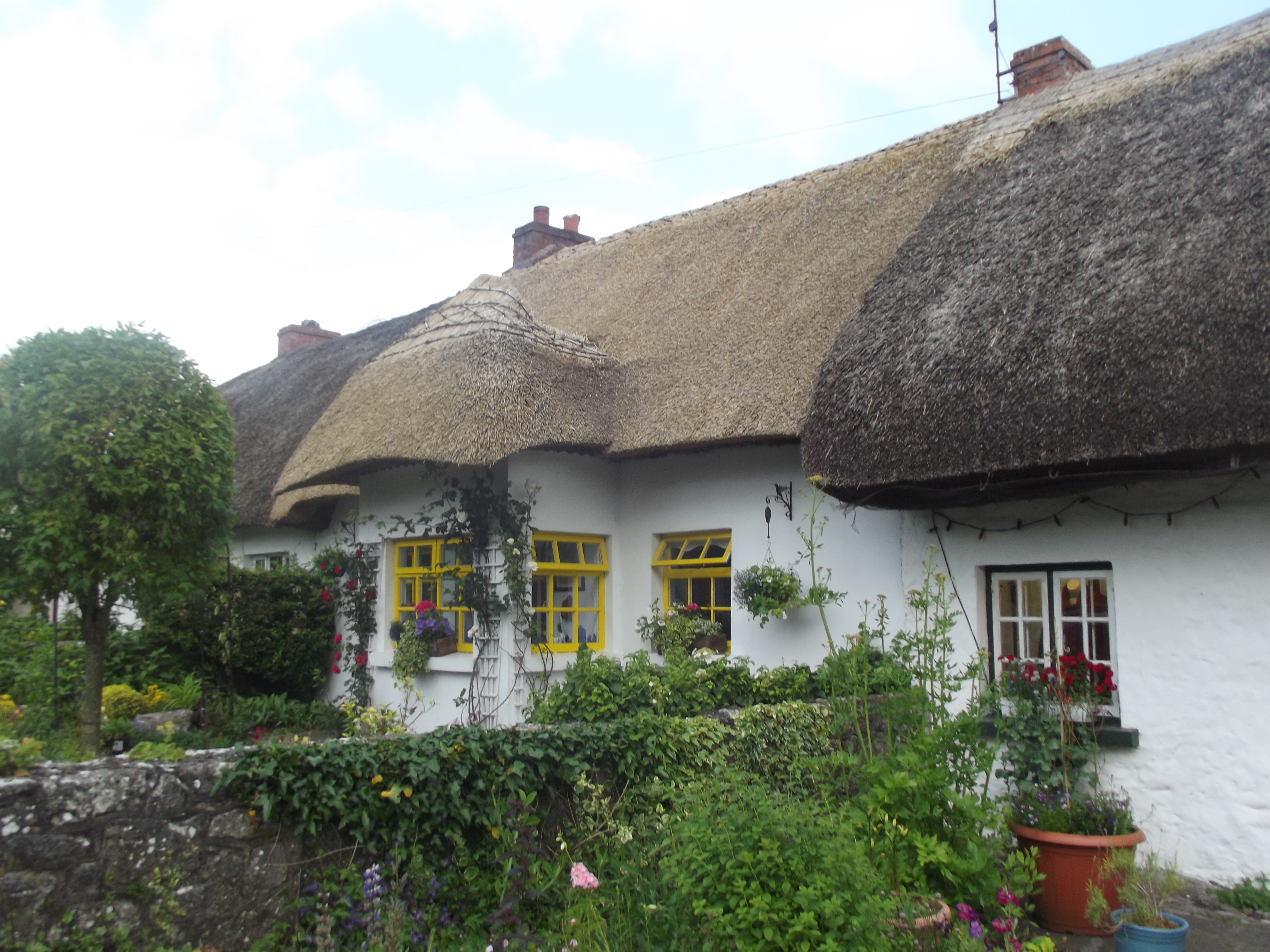 Adare the little jewel in the lady of limerick s crown for Adare house